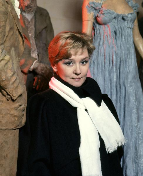 Веру Алентову называли одной из красивейших звезд советского кино