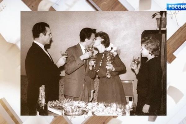 Свадьба Владимира Меньшова и Веры Алентовой была скромной