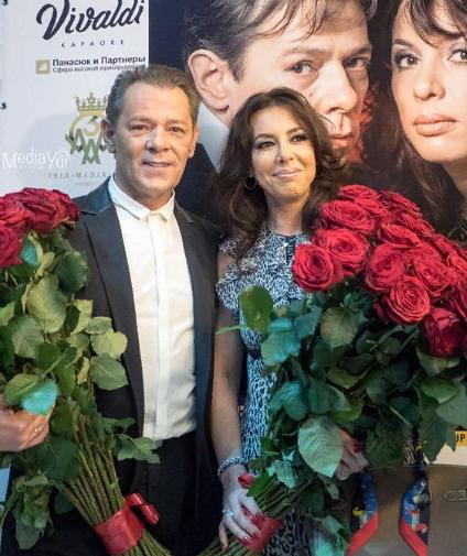 Мазур верит в искренность отношений Ирины Аманти и Вадима Казаченко