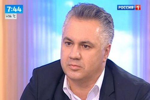 Константин Зверев
