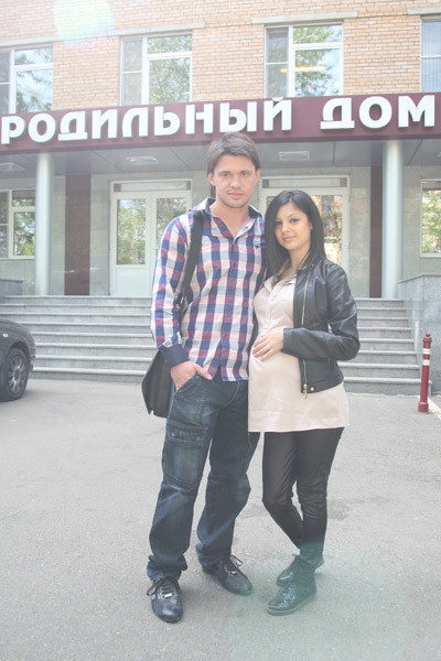 Алексей и Розалия тоже вскоре станут родителями
