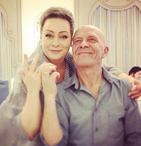 Мария Аронова и Евгений Фомин