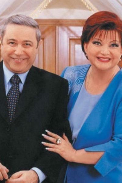 Петросян и Степаненко были женаты более 30-ти лет