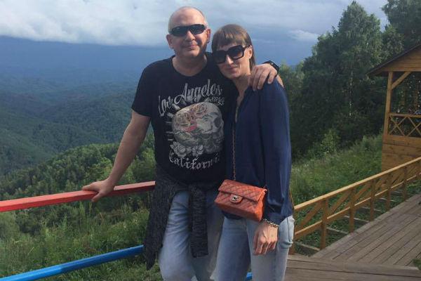 Дмитрий Марьянов и Ксения Бик