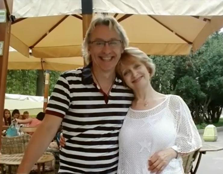 Супруга Беликова поддерживала его в нелегкий период