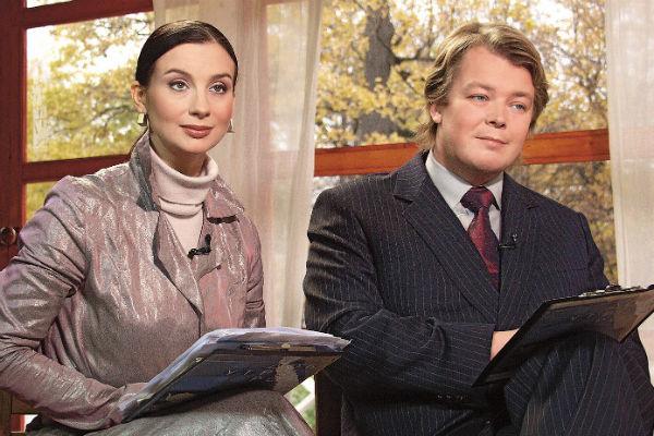 Катя и Александр Стриженовы отдали «Доброму утру» много сил
