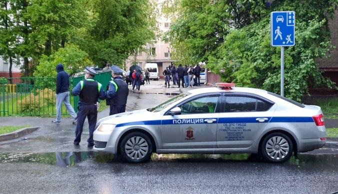 Трагедия в московской квартире: стрелок убил двух женщин и ребенка