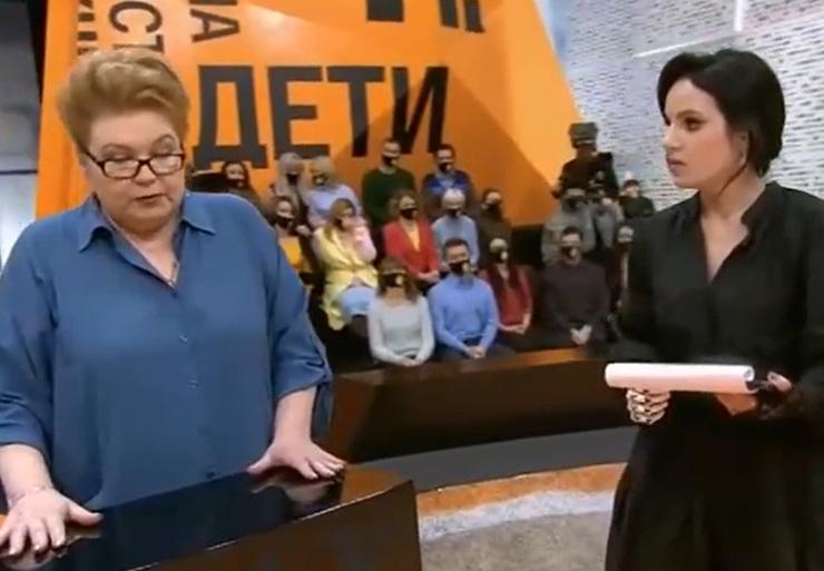 Маргарита была шокирована историей Анны Вербы