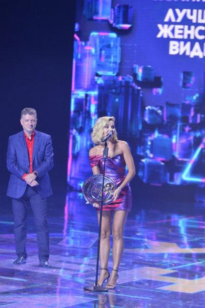 Полина Гагарина победила в номинации на лучшее видео