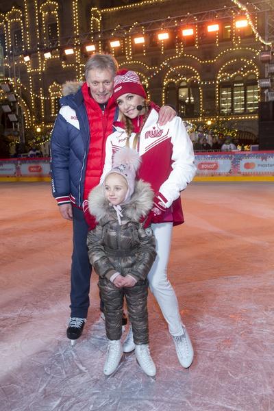 Дмитрий Песков и Татьяна Навка вместе 10 лет