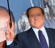 Берлускони выпустил музыкальный диск