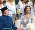 Жена бывшего короля Малайзии: «Он влюбился в меня с первого взгляда»