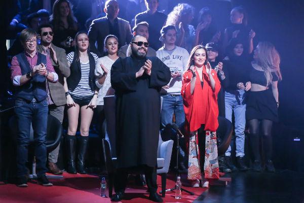 Максим Фадеев не любит отказывать, но на шоу вынужден учиться говорить нет