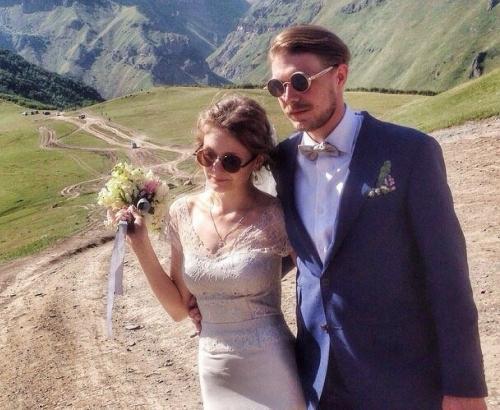 Свадьба Никиты и Яны прошла в Грузии