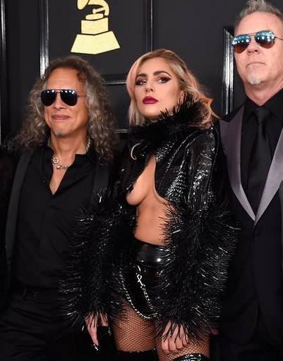 Metallica и Леди Гага