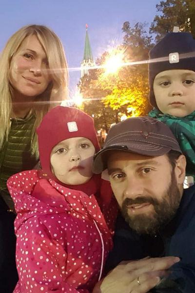 Антон и Виктория больше десяти лет пытались завести ребенка