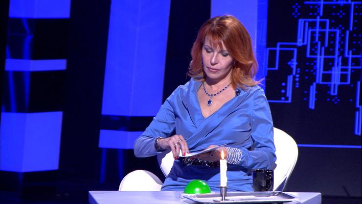 Наталья Штурм расплакалась в эфире
