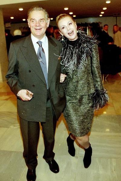 Селезнева и Андреев женаты 52 года