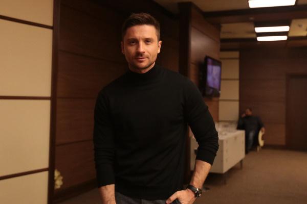 Сергей Лазарев посетил грандиозное шоу Лободы