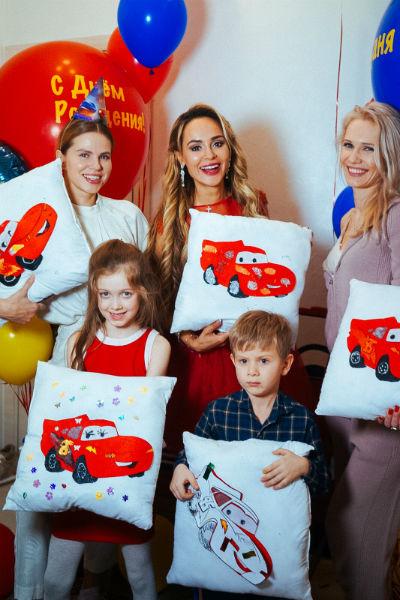 Анна Калашникова подарила сыну поездку в Катар