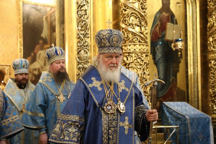 Сергий уверял, что знает патриарха Кирилла лично