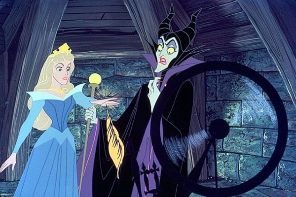 В мультфильме «Спящая красавица» главная роль отводилась принцессе