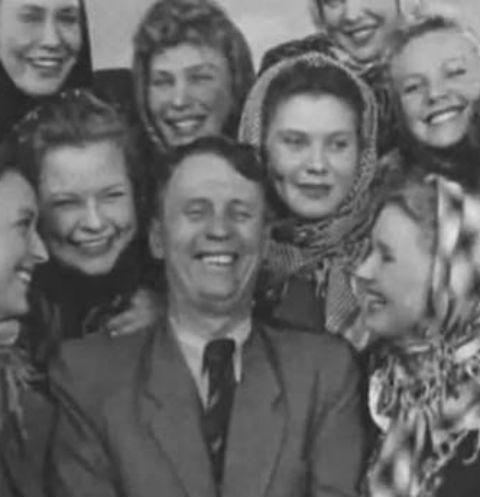 Иван Пырьев всегда был окружен женским вниманием