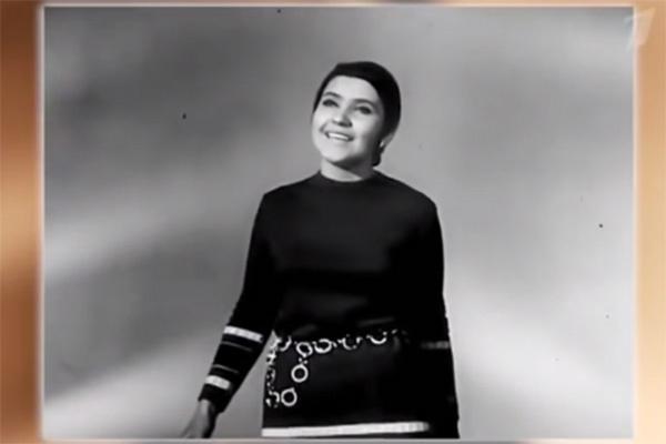 Галина Ненашева была очень популярна в 70-х годах