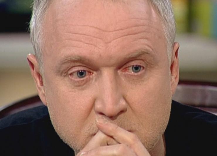 Актер не смог сдержать слез, вспоминая о папе