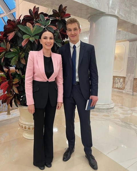 Наиля Аскер-Заде пообщалась с Николаем Лукашенко