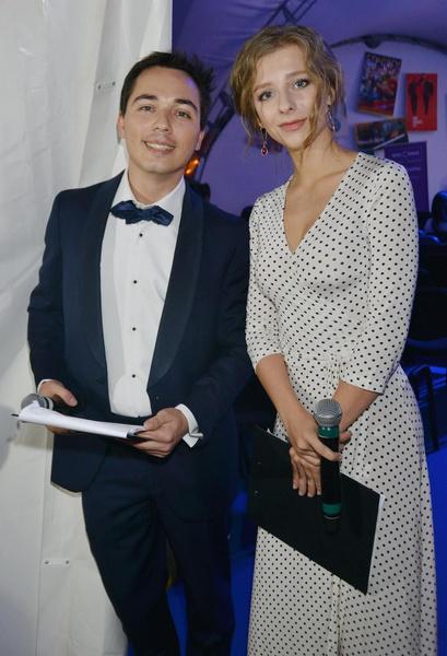 Родион Газманов и Лиза Арзамасова