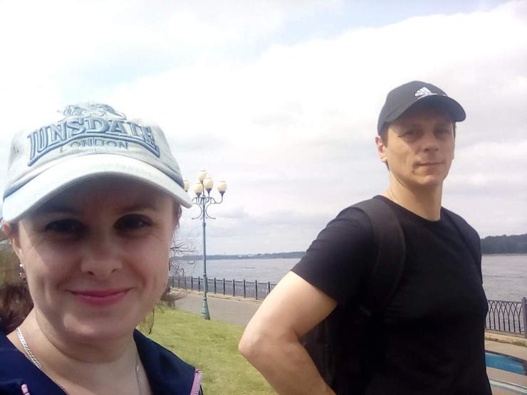 Валентина несколько месяцев общалась с Виталием перед переездом