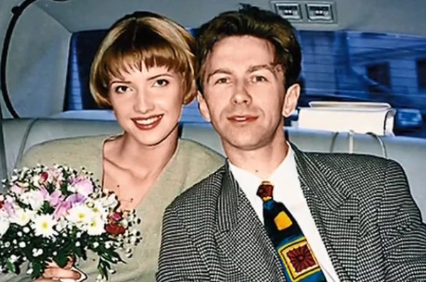 Валерий и Виола Сюткины отметили в марте серебряную свадьбу