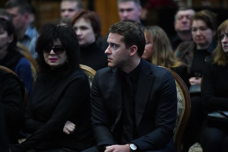 Сын Булдакова Иван