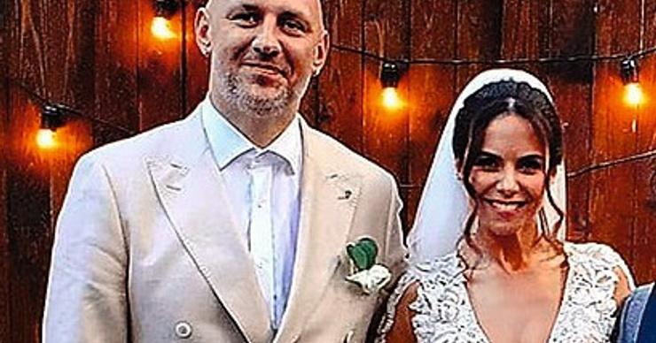 Андрей Данилко: «Перед свадьбой Настя Каменских говорила, что хочет деток»