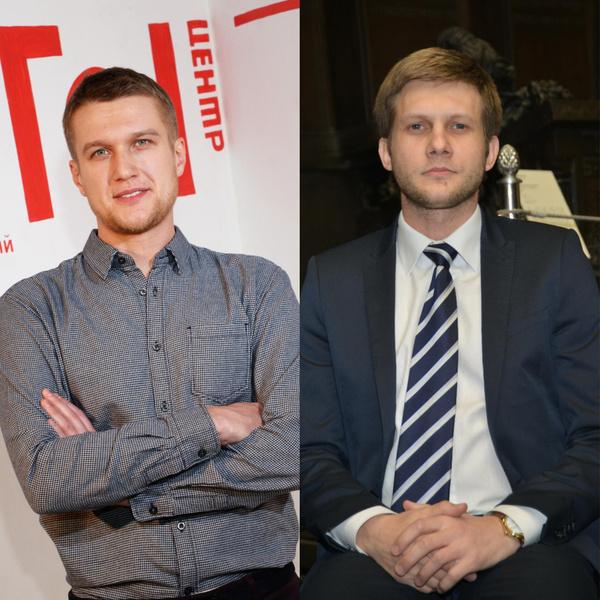 Анатолий Руденко и Борис Корчевников