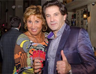 Бывшая жена Прохора Шаляпина пробует себя в светской журналистике