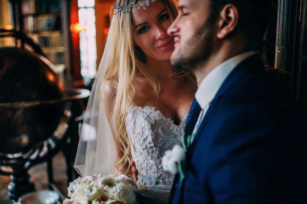 Свадьба Алексея и Юли состоялась в 2015 году