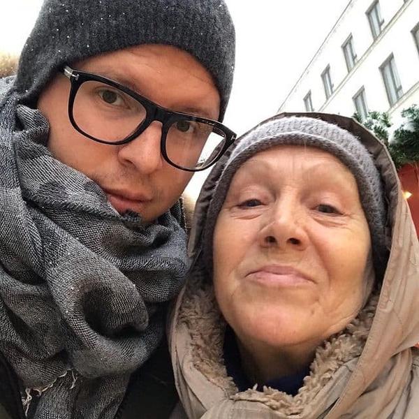 Мама Максима Красикова была сотрудником знаменитого детского лагеря «Орленок»