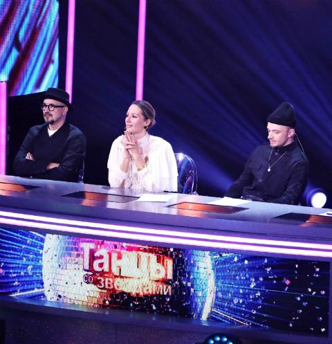 Члены жюри шоу «Танцы со звездами»