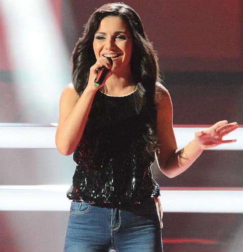 Звезда «Голоса» Мария Ероян: «Баста всегда меня защищал!»