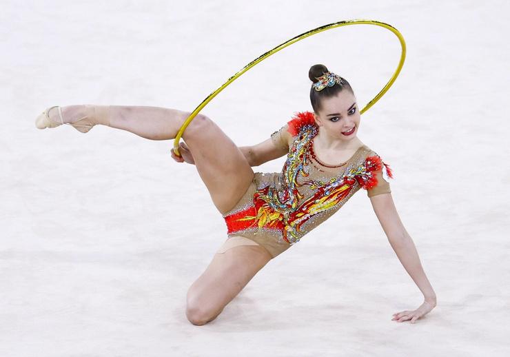 Судьи сделали все, чтобы Дина Аверина стала второй на Олимпиаде в Токио