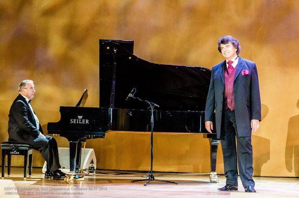 концерт Сергея Захарова