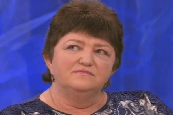 Мама Прохора Елена