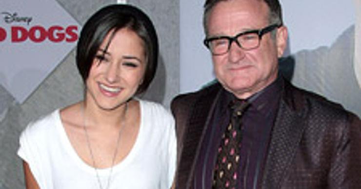 Дочь Робина Уильямса сделала тату в память об отце