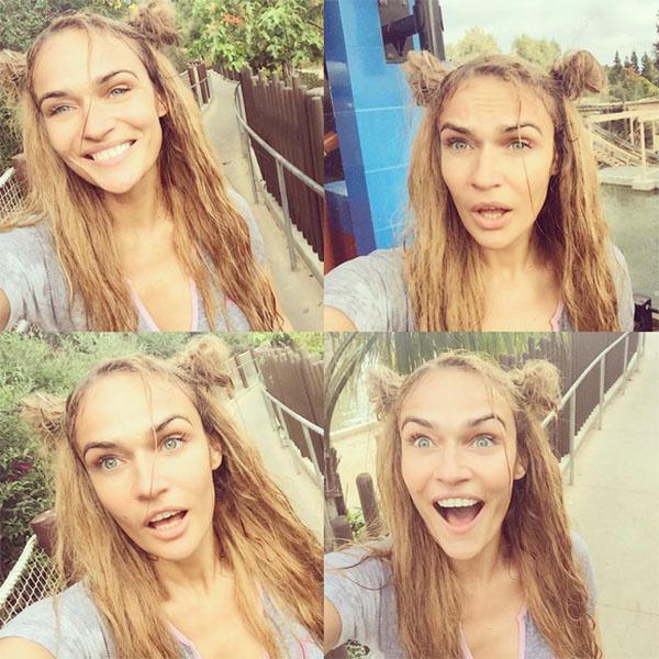 Поклонники Алены Водонаевой нашли, что без макияжа и с мокрым волосом она прекрасна