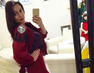 Инна Жиркова похвасталась стройной фигурой после родов
