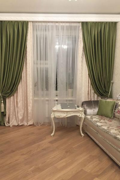 Ремонт в новом жилье Людмила делала полгода