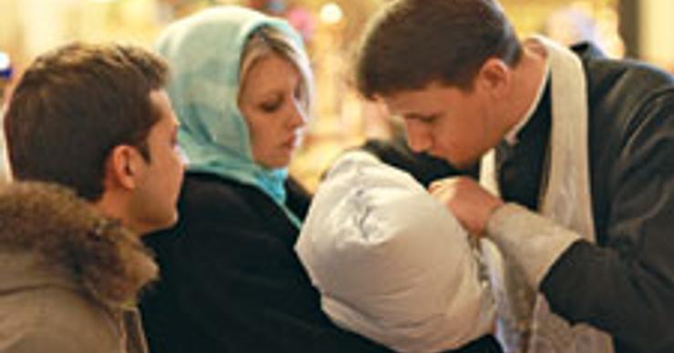 Владимир Зеленский крестил сына в древнем храме