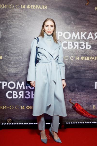 Алена Кремер, продюсер